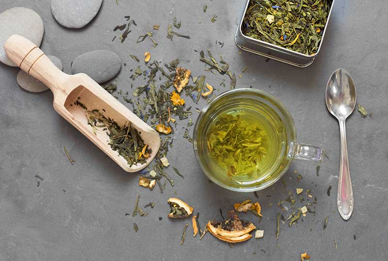 Green tea health benefits - Origins Valley