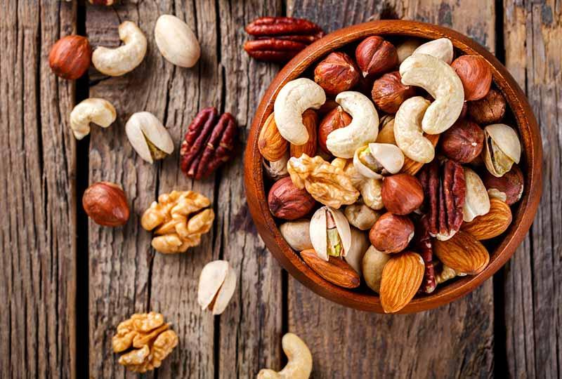 Healthy Nuts - Origins Valley