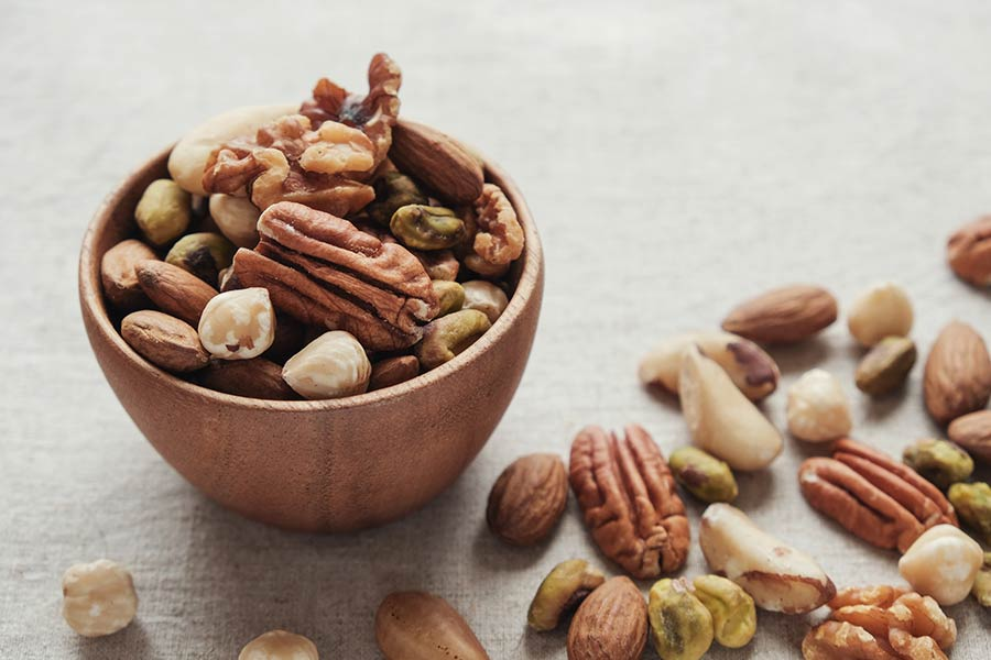 What are the Top Healthiest Nuts?