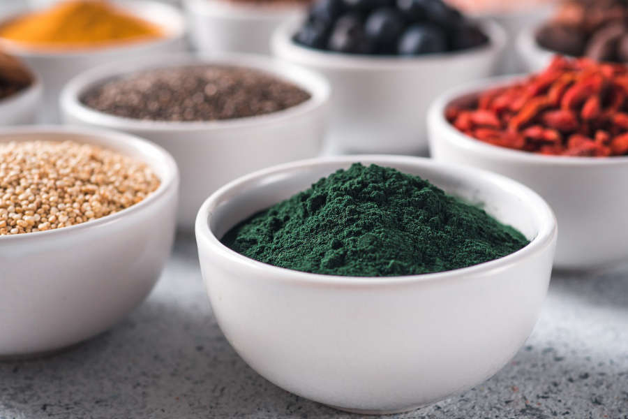 Spirulina and Health - Origins Valley